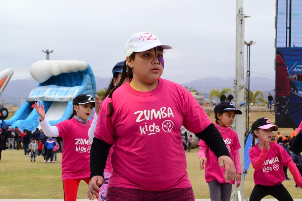 Espectacular festejo del Día del Niño organizado por la Municipalidad de Chilecito [VIDEO]